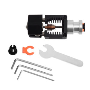 0.4mm/1.75mm Hotend Print Head Extrusion Heating Nozzle Kit for 3D Printer Part