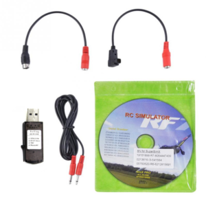 22 in 1 RC Flight Simulator Cable for G7 Phoenix 5.0 XTR VRC FPV Racing Compatible Radiolink/WFLY/FUTABA/FlySky/Walkera