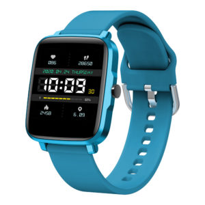 [30 Days Standby Time] Bakeey F2 1.54 inch IPS 2.5D Curved Screen BT5.0 Body Temperature Measurement Heart Rate Blood Pr