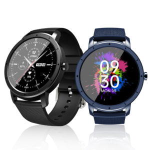 [50+ Multi-Dials] Bakeey HW21 1.32 inch IPS Color Screen BT5.2 Heart Rate Blood Oxygen Monitor 75 Days Long Standby Smar
