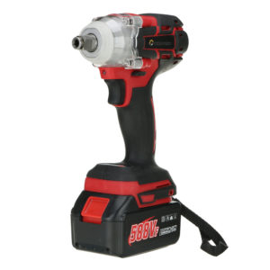 588VF 800NM 2 in 1 Electric Cordless Brushless Impact Wrench Driver Socket Screwdriver Also Suitable For Makita Battery