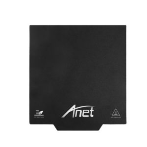 Anet® 220x220MM A+B-side Soft Magnetic Plate Kit With Ears Suitable for Anet A8/A6 ET-series3D Printer Part