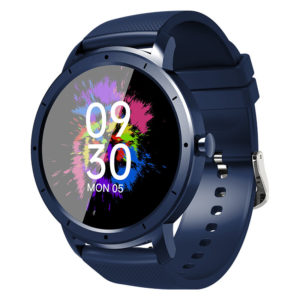 [BT5.2] Bakeey HW21 1.28 inch Full-touch Screen 24h Heart Rate Blood Pressure Oxygen Monitor Dial Market Music Control S