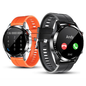 Bakeey MV55 Heart Rate Blood Pressure Oxygen Monitor Body Temperature Measurement bluetooth Call Music Playback IP67 Wat