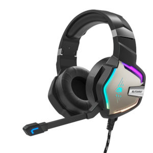 BlitzWolf® BW-GH1 Pro Gaming Headset 7.1/5.1 Virtual Surround Sound 50mm Dynamic Driver RGB LED Light for PS3/4 for Xbox