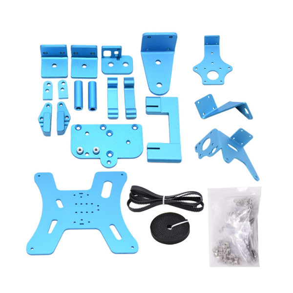 Creativity® Cloned BLV Ender-3 Pro DIY Upgrade Kit with XY Axis Belts Screws Aluminum Plate Linear Guide Slider for Ende