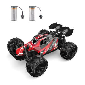Eachine EAT13 1/20 RC Car with Two Batteries 2.4G 25km/h High Speed RTR Off-Road RC Vehicle Toy for Kids and Beginners
