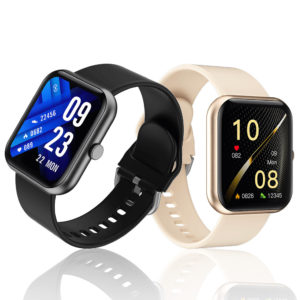 [Game Mode] Newwear R11 1.7inch HD Screen Dual UI Styles BT5.0 Heart Rate Blood Pressure Oxygen Monitor Music Player 60D