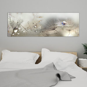 Home Decor Canvas Print Paintings Wall Art Dew Beads Unframed Decorations