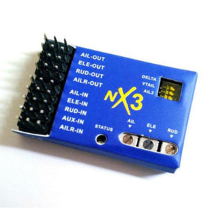 NX3 3D Flight Controller Gyroscope Balance For Fixed-wing Aircraft RC Airplane