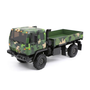 Orlandoo Hunter OH32M01 KIT 1/32 4WD DIY Unpainted Grey Tractor Full Leaf Spring RC Car Military Truck Vehicles Models