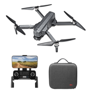 SJRC F11 4K Pro 5G WIFI FPV GPS With 4K HD Camera 2-Axis Electronic Stabilization Gimbal Brushless Foldable RC Drone Qua