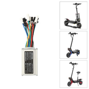 Scooters Motor Controller Front/Rear Motor Controller Kit for Laotie 60V 45A Electric Scooter