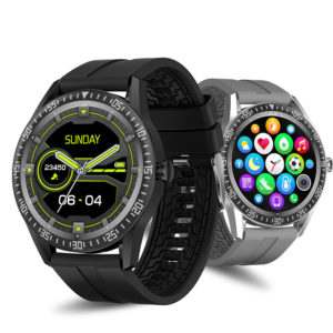 [bluetooth Call] Bakeey N70 Heart Rate Blood Pressure Oxygen Monitor Watch bluetooth Music Multiple Watch Faces Smart Wa