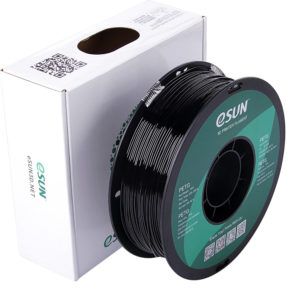 eSUN® PETG Filament 1KG 1.75mm Vacuumed Sealed Package Dimensional Accuracy +/- 0.05mm for 3D Printing Material